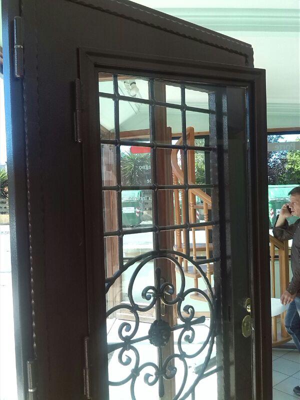 Inferriate Per Porte Finestre Prezzi. Trendy Metal Florence ...
