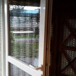 porta finestra con chiusura di sicurezza 2
