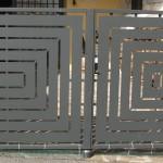 cancello spirale