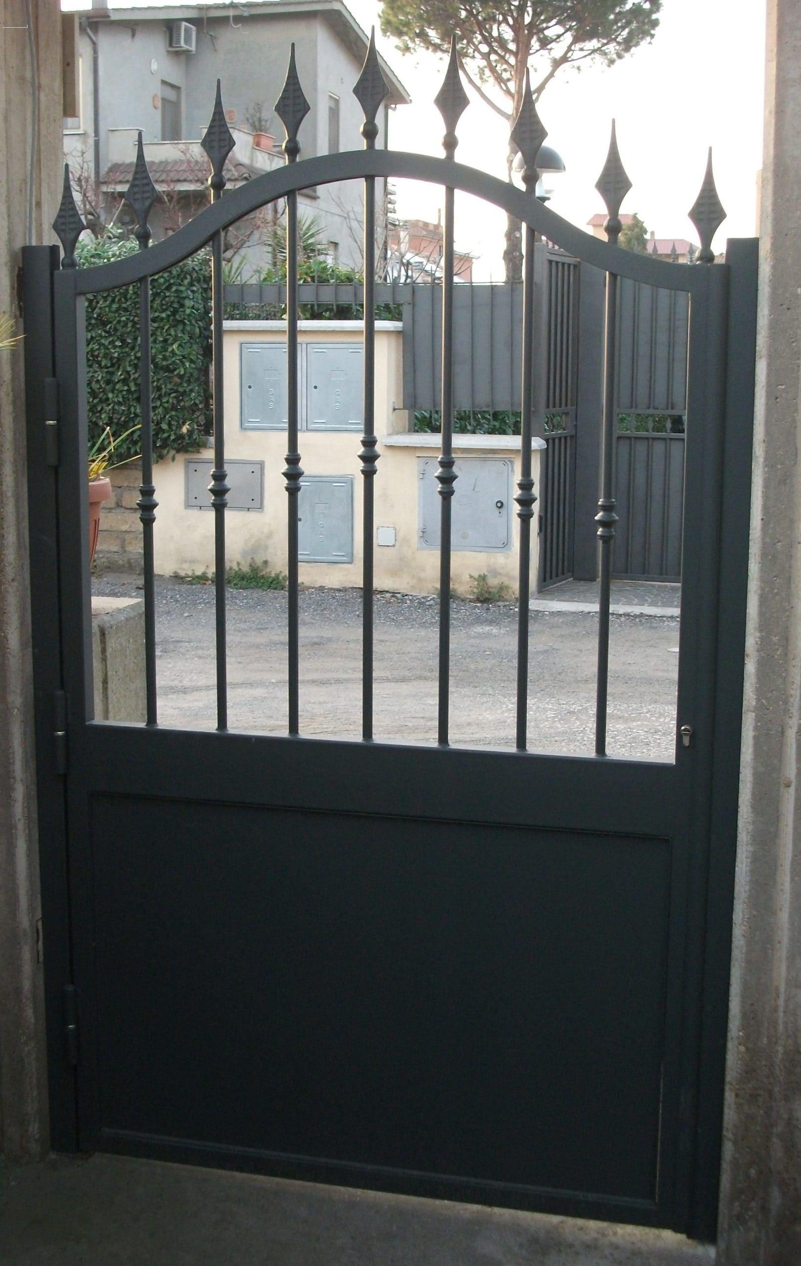 Cancello pedonale Lance